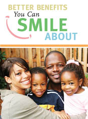 Healthy Smiles, Healthy Lives (HSHL) Benefits